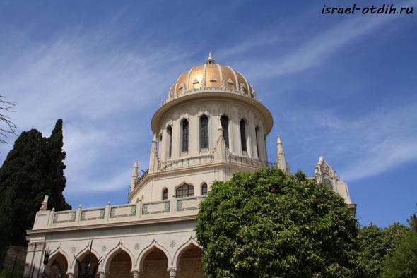 фото золотого купола