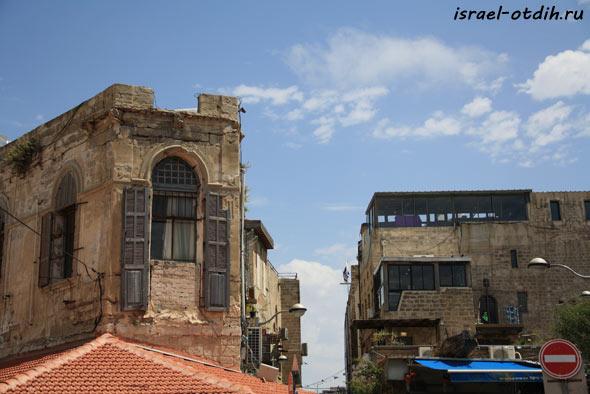 Яффо Израиль фото