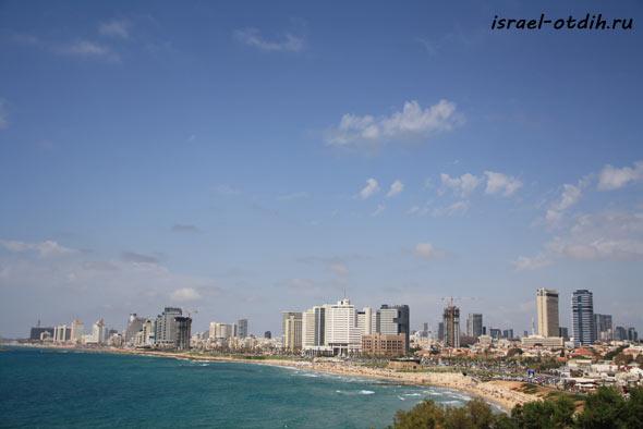 отели в Тель-Авиве