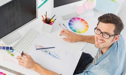 בית הספר הבינלאומי E Careers: קורס עיצוב אתרים Webmaster Graphic Design 44 Course Package ב 289 ₪ בלבד (97% הנחה)!