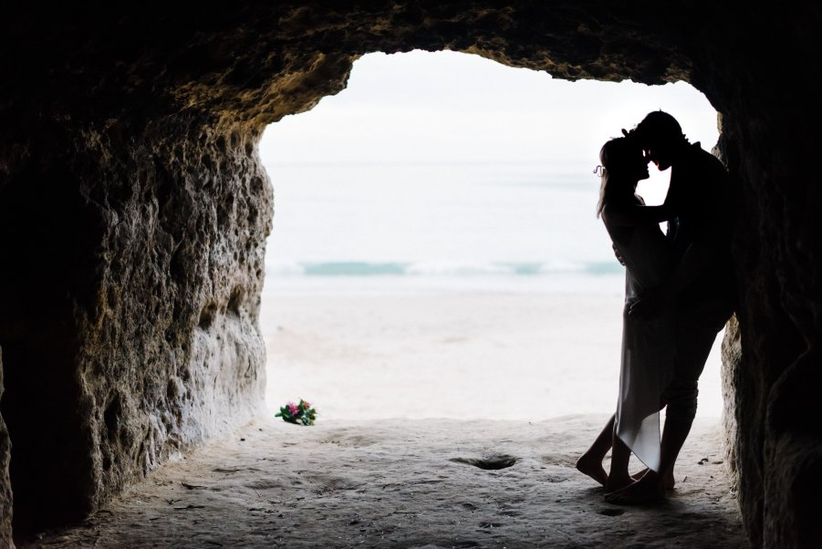 Port Willunga Beach engagement Session