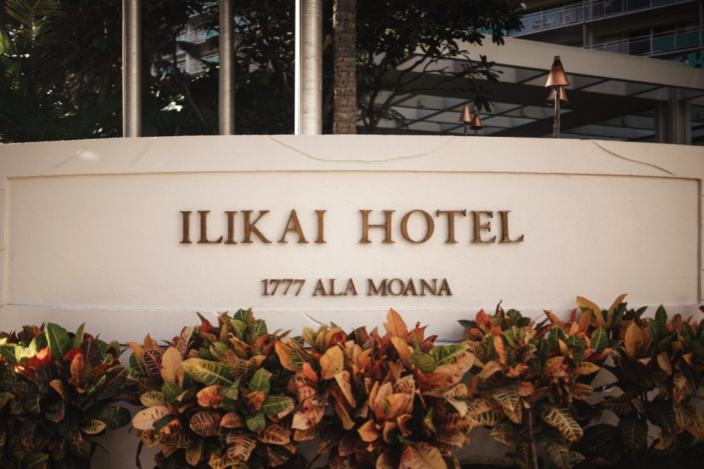 Ilikai Hotel, Honolulu Wedding Photographer