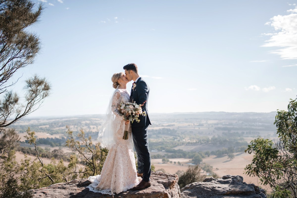 Adelaide Hills Wedding Photography