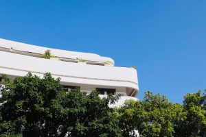 Tel-Aviv is known for all its beautiful Bauhaus architecture