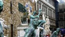 Florencia: plaza de la Señoría (o de la Signoria)