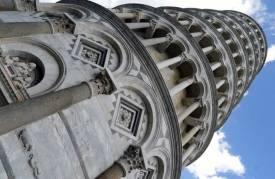 Pisa: la torre inclinada