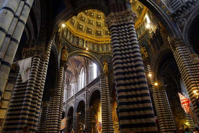 Catedral de Siena: interior
