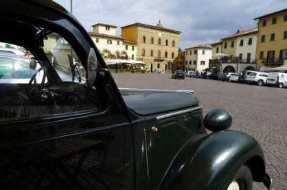 La Toscana: Greve in Chianti