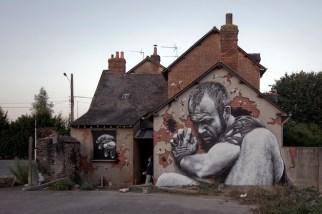 Giant Street Art