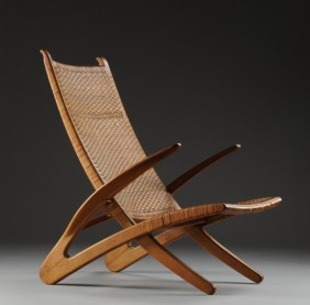 Vintage Chair by Hans-J-Wegner