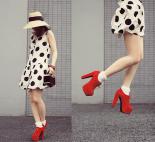 Shan Shan - Red Heels