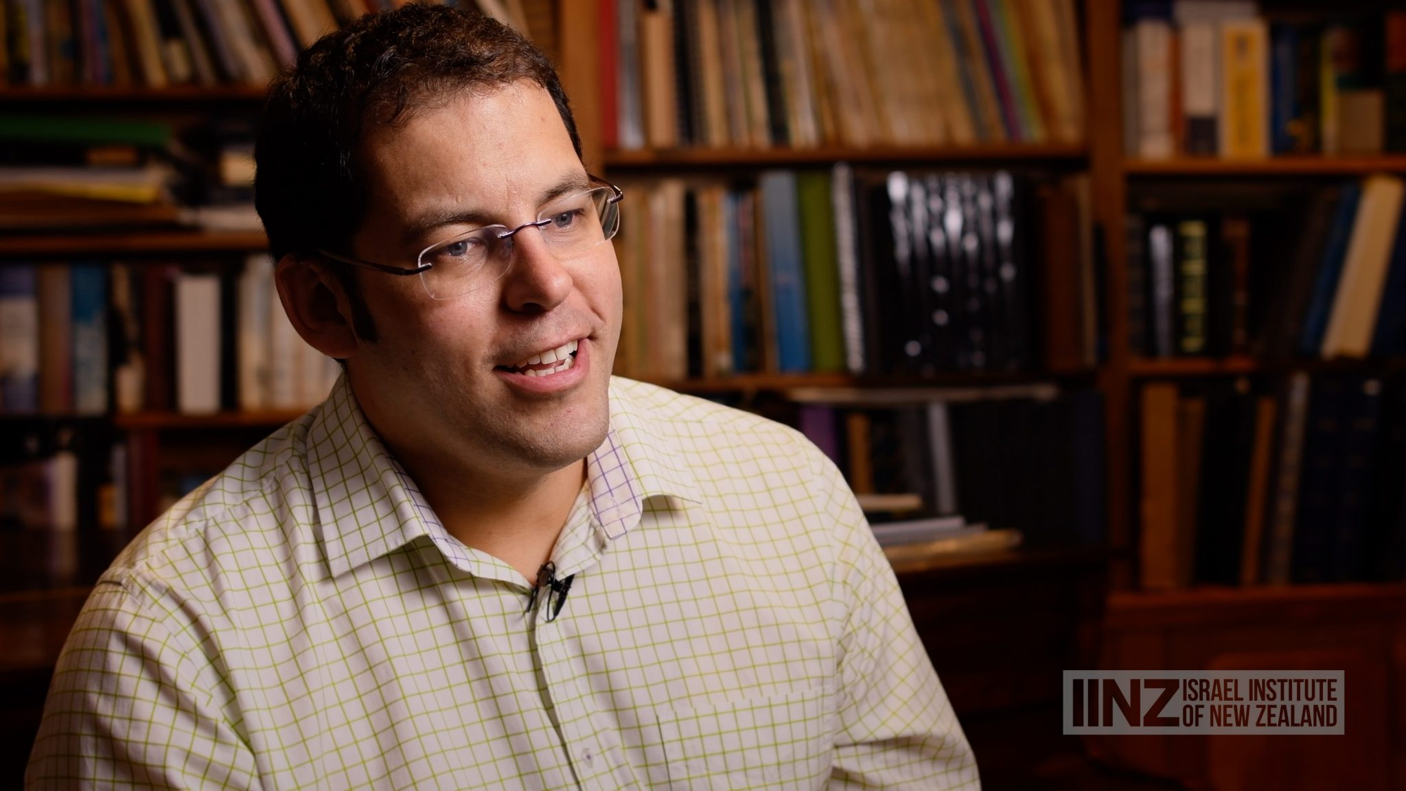 Dr David Cumin on the Israel Institute Poll
