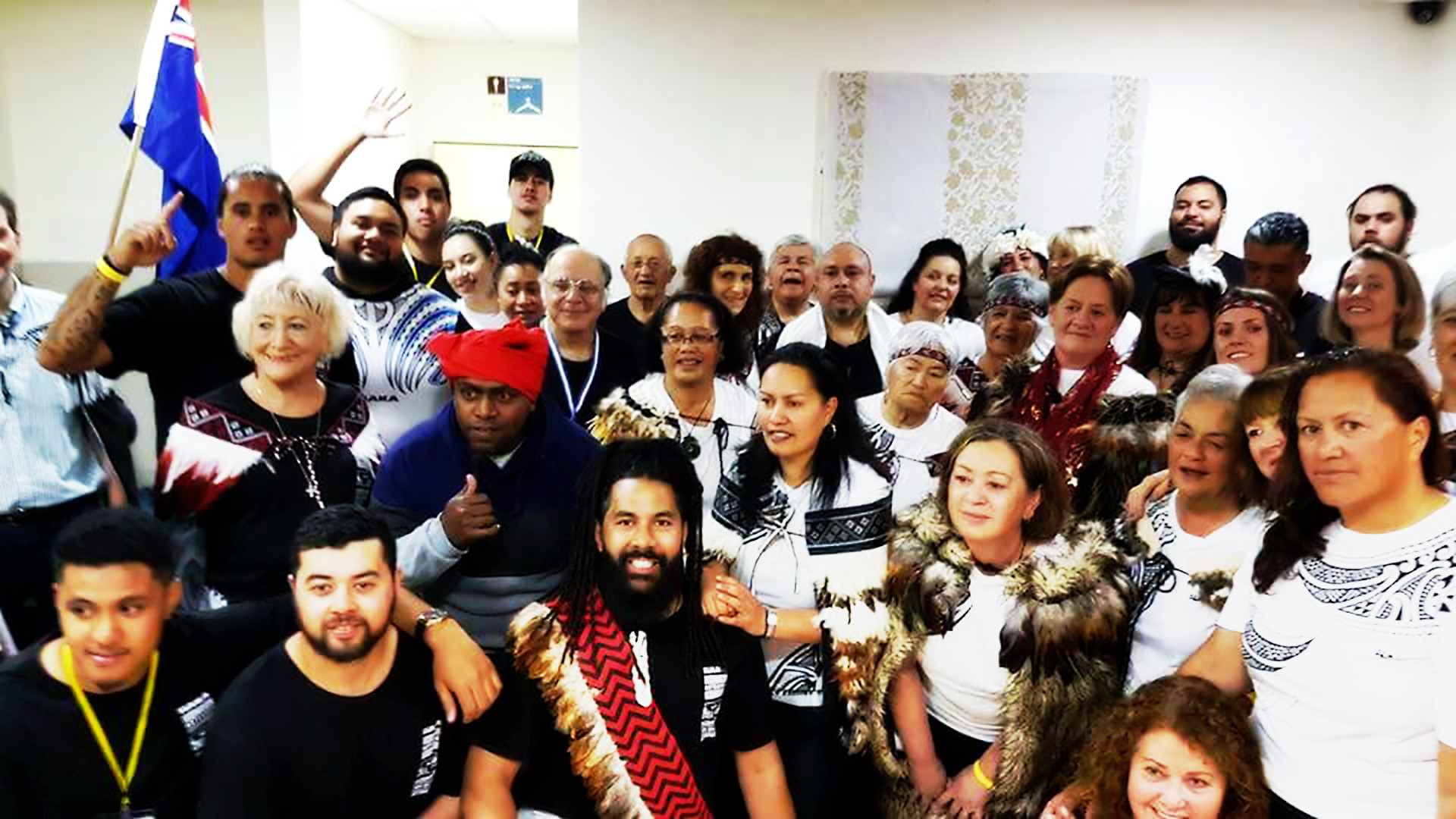 A Gathering of Indigenous Peoples in Israel
