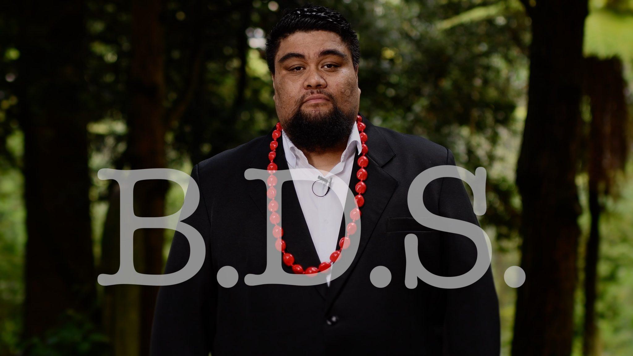 A Samoan Maori on BDS