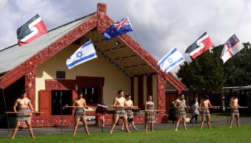 A powerful encounter between Māori and Jew, Aotearoa New Zealand and Israel