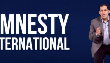 Amnesty International: From Human Rights To Lies