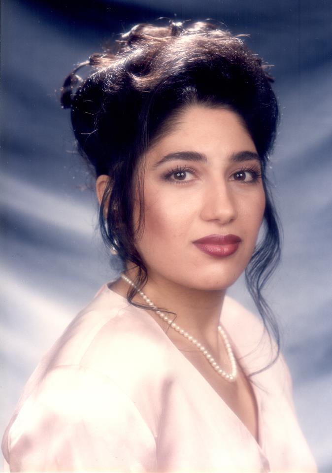 Professor Afsaneh Trump