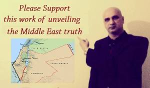 Image of Naveed Anjum - Please support this work of unveiling the Middle East truth