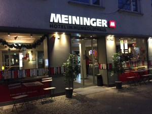 Hotel Meininger in Germany, where the incident took place