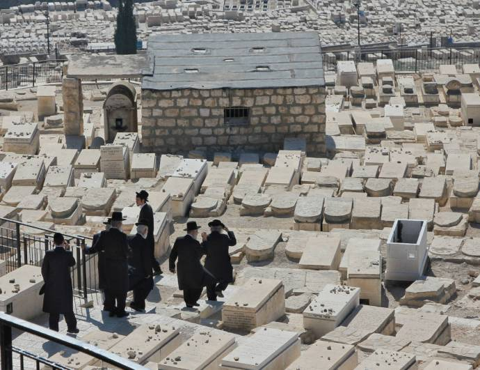 Jerusalem 584-1