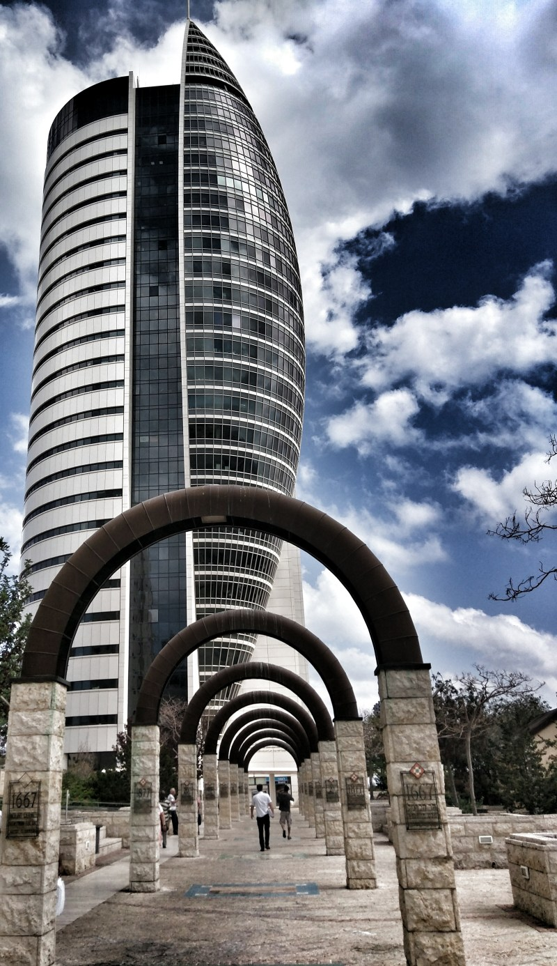 Kafkaesque: The Sail Tower, Haifa