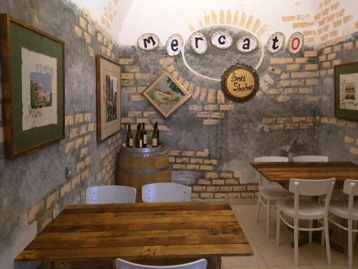 Italian Restaurant Mercato, Acre