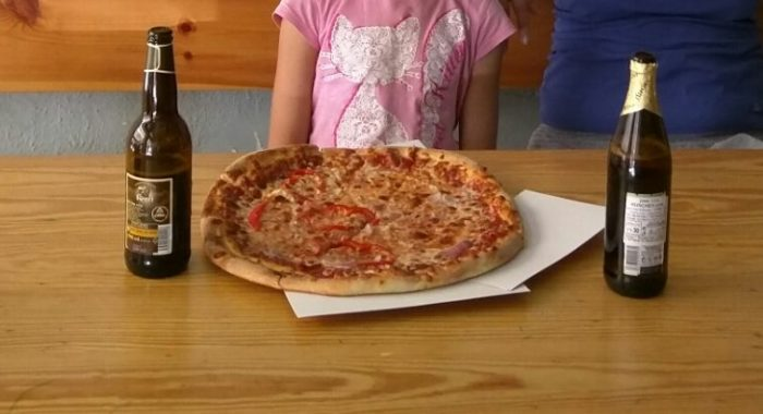 Pizza Linga, Haifa