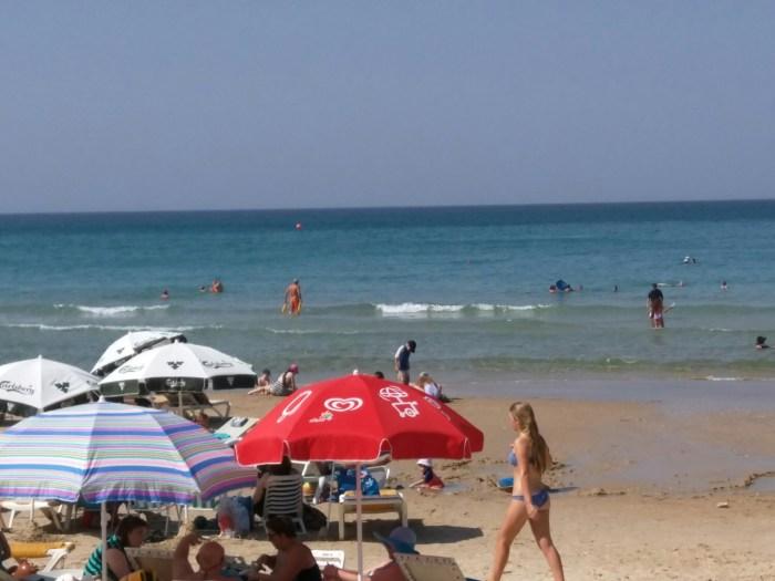 Hof Ha Carmel Beach, Haifa