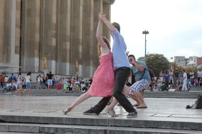 No Tango in Paris
