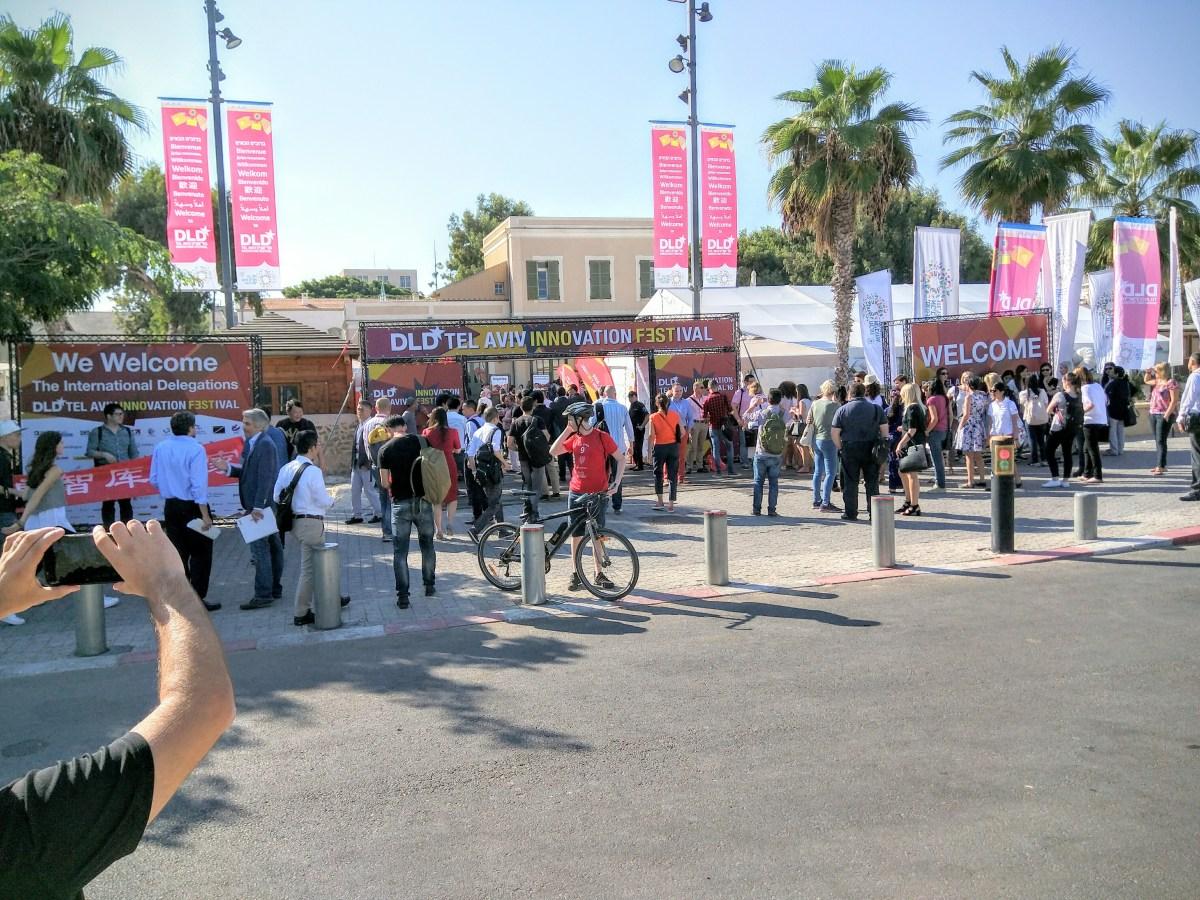 DLD Tel Aviv Innovation Festival