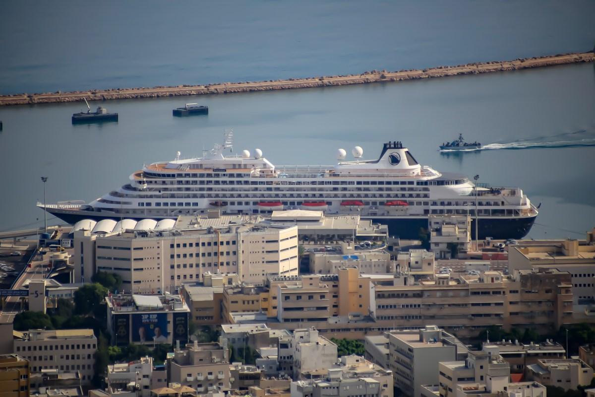 MS Prinsendam Cruise Ship