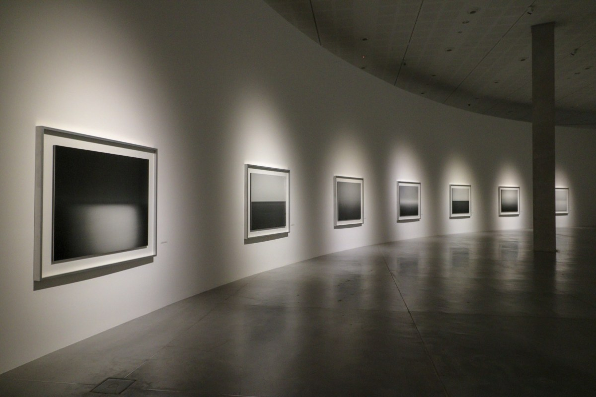 Hiroshi Sugimoto, Photo Exhibition in Tel Aviv Museum of Arts, till 08 June 2019
