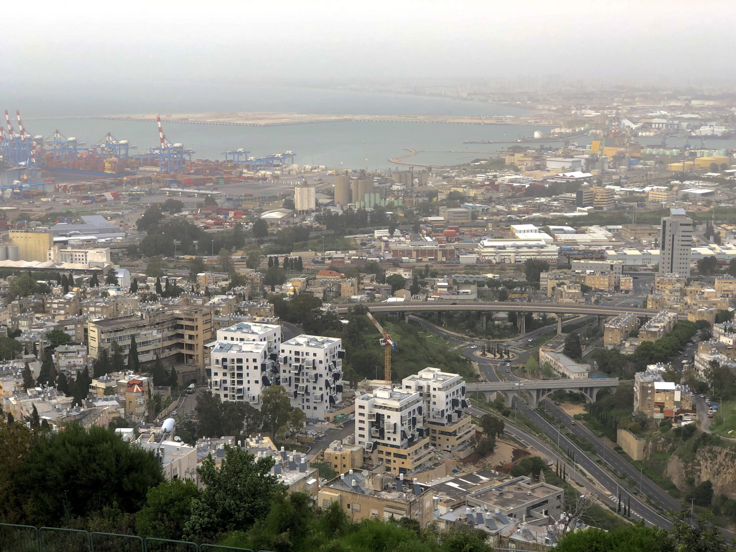 COVID-19: Haifa under lockdown