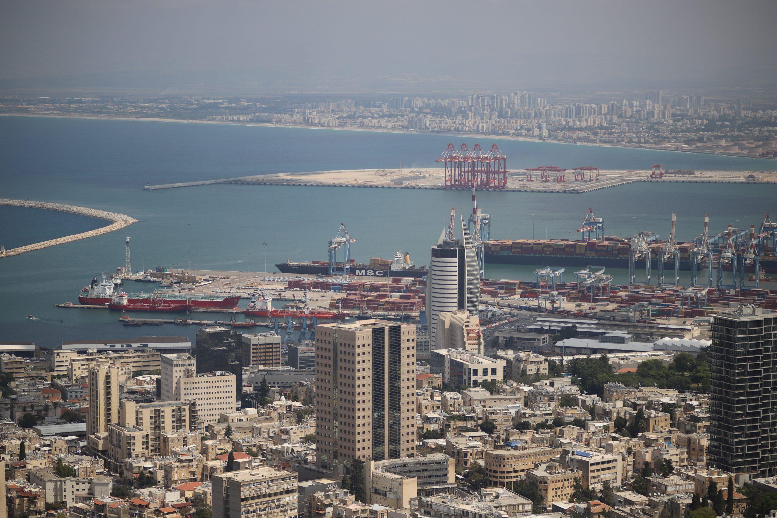 Haifa port privatization