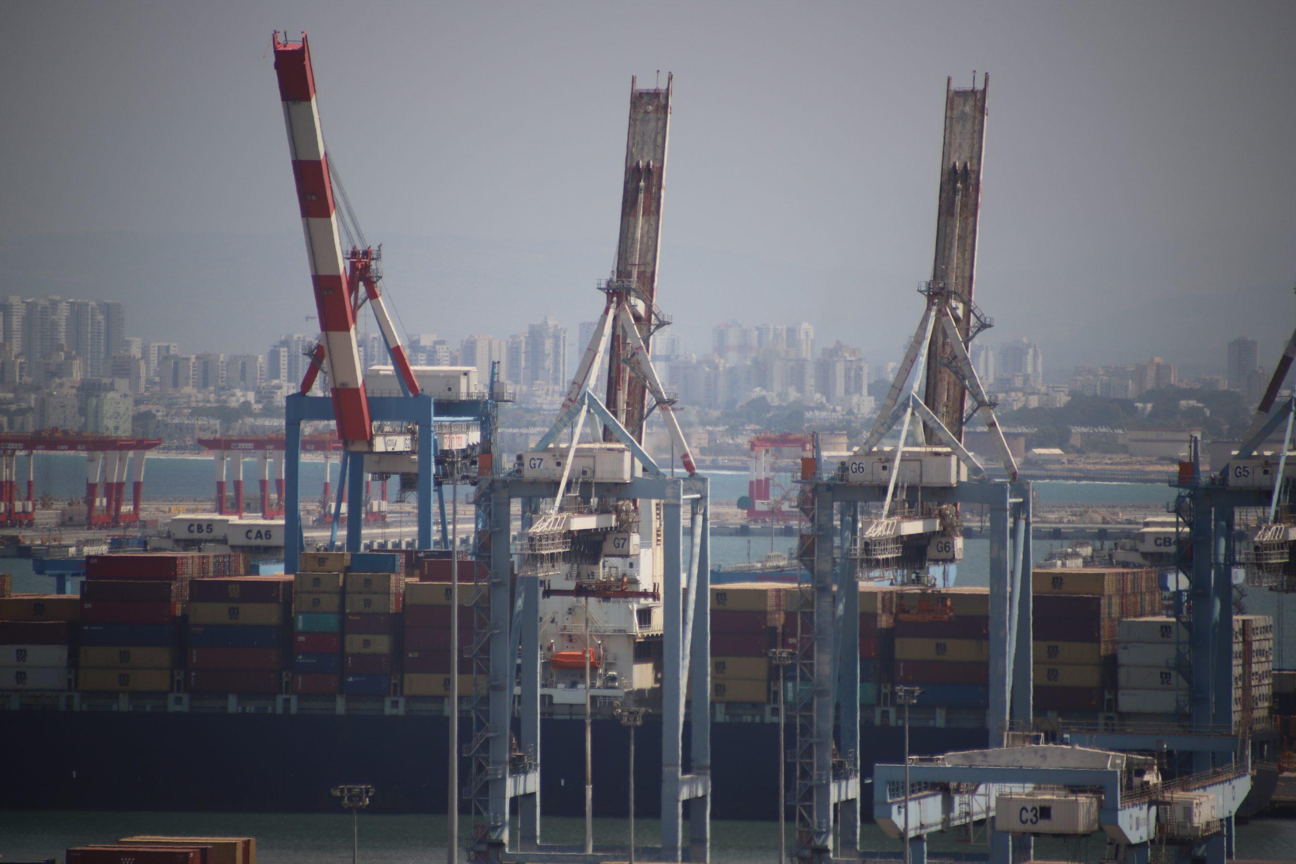 Haifa: A Tale of Two Ports