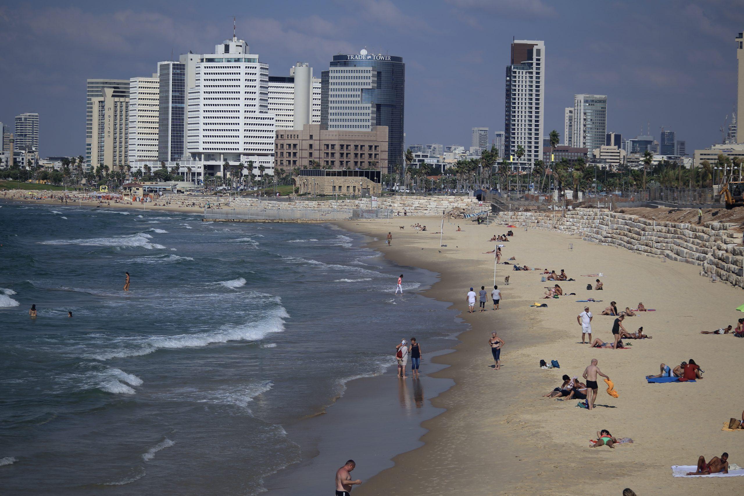 Jaffa Beach, Tel Aviv