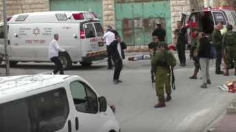 Palestinian children throwing stones got longer sentences than Israeli who killed unarmed man