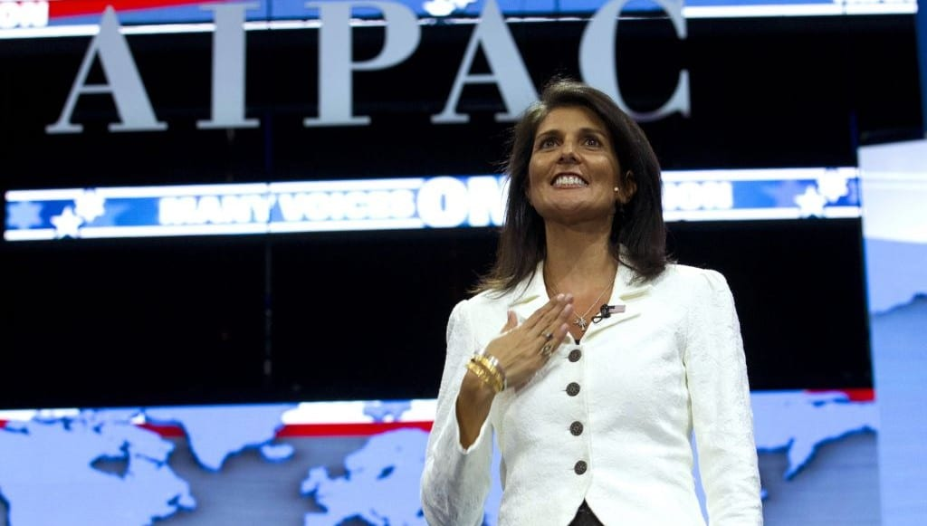 Falk & Tilley: Open Letter to UN Ambassador Nikki Haley on Our Report on Apartheid in Israel