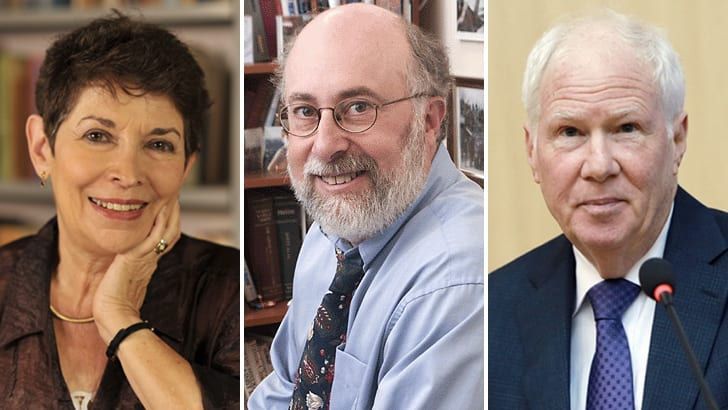 Israeli Dina Porat, Kenneth Stern, Rabbi Andrew Baker worked to draft what became the European Monitoring Centre definition of antisemitism.