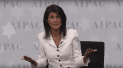 VIDEO: Ambassador Nikki Haley brags about bullying the UN on behalf of Israel