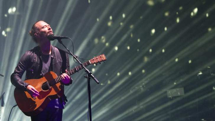Gideon Levy: Thom Yorke, This Is Why You Should Boycott Israel