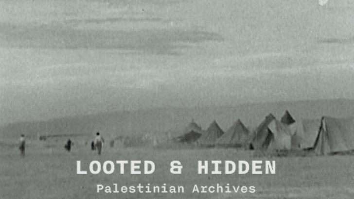 Old Palestinian photos & films hidden in IDF archive show different history than Israeli claims