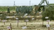 Israel continues burying Palestinian bodies in cemeteries of numbers