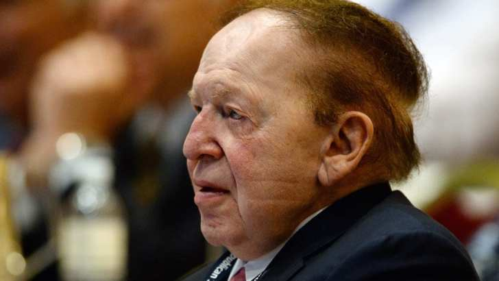 Sheldon Adelson group changes how it's selling Israel on campus
