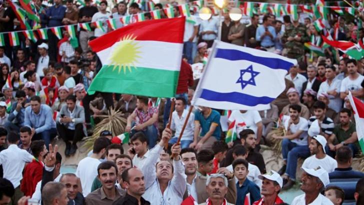 Why is Israel supporting Kurdish secession from Iraq?