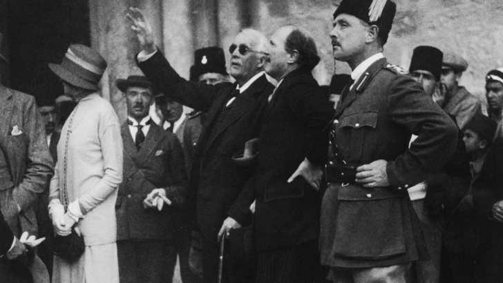 The Balfour Declaration: World Zionism and World War I