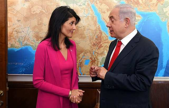 Nikki Haley: The De Facto Agent of Influence