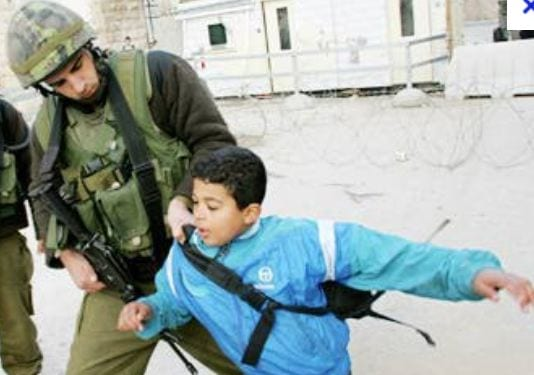 Undercover Israeli Soldiers Attack Three Schoolchildren Near Ramallah