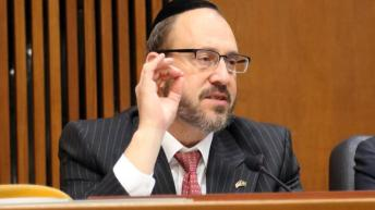 """The Forward's """"Most Powerful Man in New York"""" is a fervent Israel partisan who calls BDS today's """"Kristallnacht"""""""