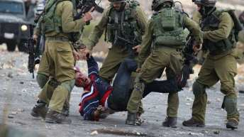 An ordinary week in the Occupied Palestinian Territories